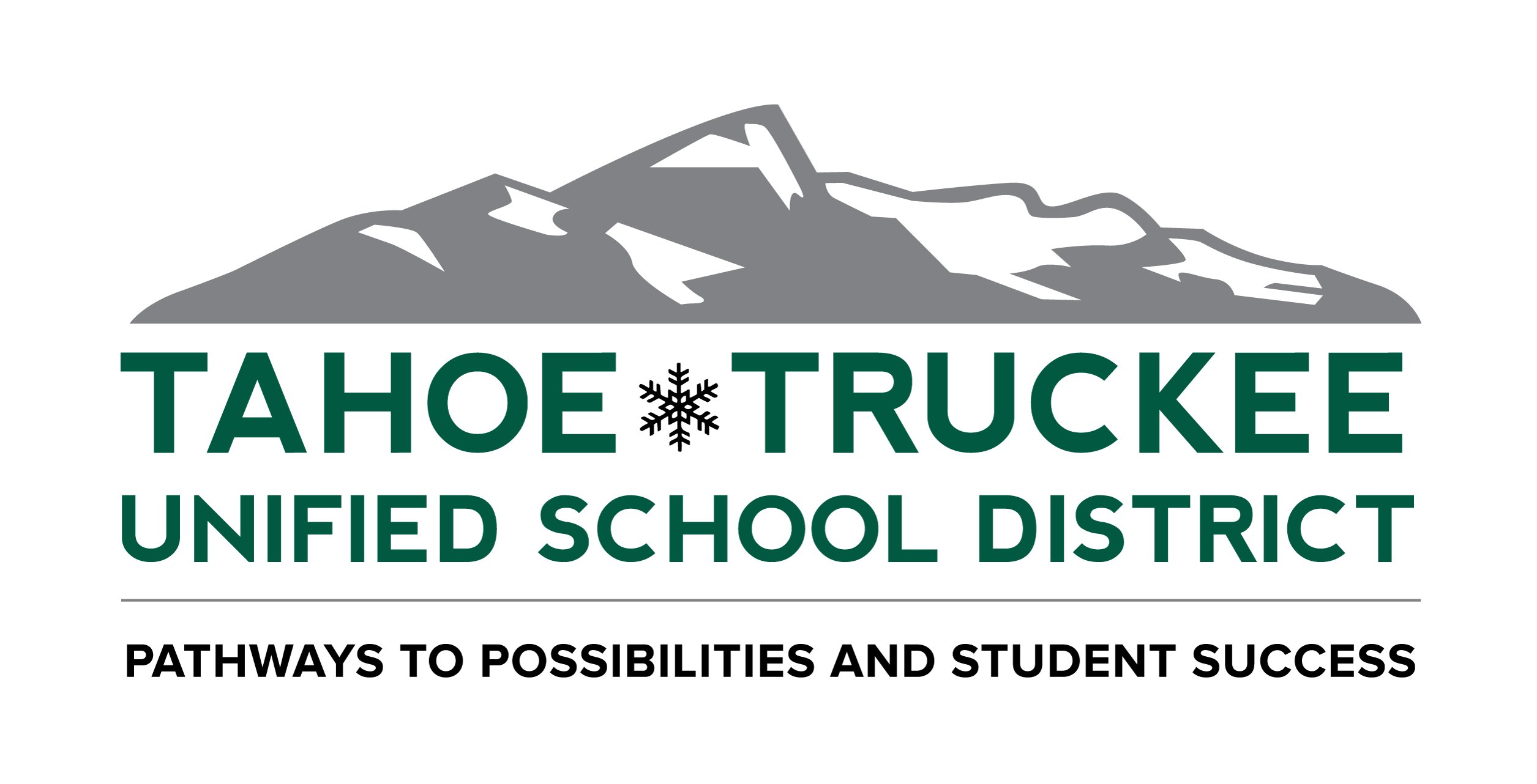 Tahoe Truckee Unified School District Logo