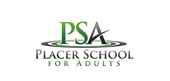 PSA Placer School For Adults Logo